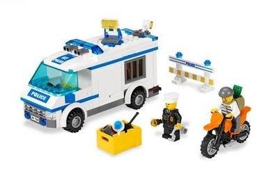 7286 Перевозка заключенных (конструктор Lego City) фотография 1