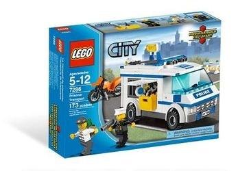 7286 Перевозка заключенных (конструктор Lego City) фотография 2