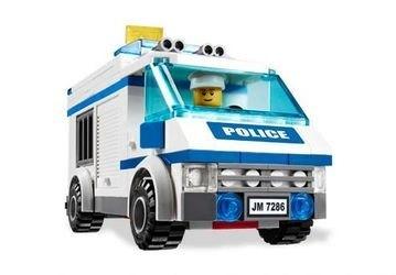 7286 Перевозка заключенных (конструктор Lego City) фотография 3
