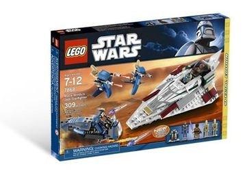 7868 Звездный истребитель Джедая Мейса Винду (конструктор Lego Star Wars) фотография 2