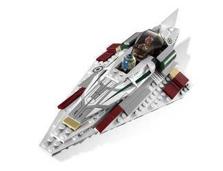 7868 Звездный истребитель Джедая Мейса Винду (конструктор Lego Star Wars) фотография 3