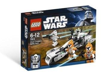 7913 Боевой отряд штурмовиков-клонов (конструктор Lego Star Wars) фотография 2