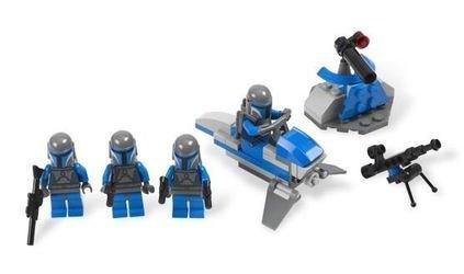 7914 Боевой отряд Мэндэлориан (конструктор Lego Star Wars) фотография 1