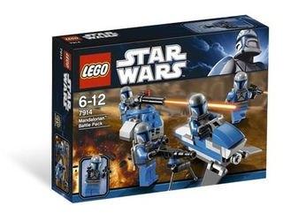 7914 Боевой отряд Мэндэлориан (конструктор Lego Star Wars) фотография 2