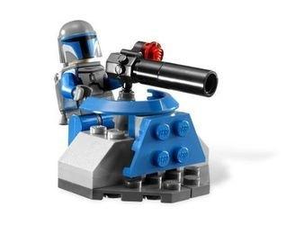 7914 Боевой отряд Мэндэлориан (конструктор Lego Star Wars) фотография 3