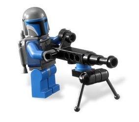 7914 Боевой отряд Мэндэлориан (конструктор Lego Star Wars) фотография 5