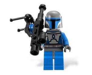 7914 Боевой отряд Мэндэлориан (конструктор Lego Star Wars) фотография 6