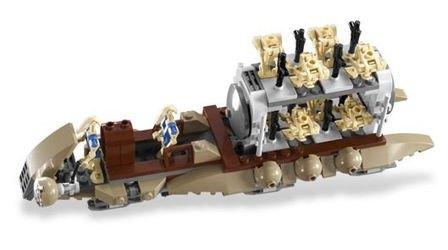 7929 Битва за Набу (конструктор Lego Star Wars) фотография 3