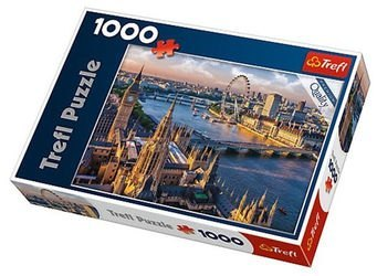 Фото Пазл Лондон, 1000 элементов (10404)