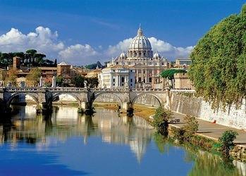Фото Пазл Ватикан, Рим, Италия, 500 элементов (37087)
