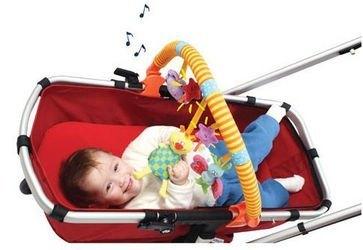 Музыкальная дуга с подвесками фотография 2