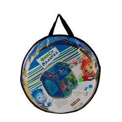 """Фото Детская игровая палатка """"Фиксики"""" 83*80*105см в сумке GFA-FIX-R"""