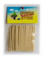 Фото Набор деревянные счетные палочки 40 шт. (Д014а)