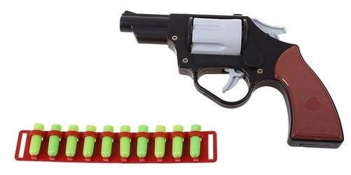 Фото Детский игрушечный Револьвер (С-82-Ф)