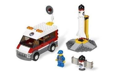 3366 Пусковая установка (конструктор Lego City) фотография 1