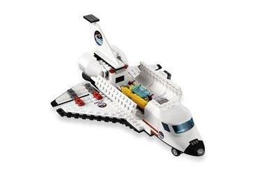 3367 Космический корабль Шаттл (конструктор Lego City) фотография 3