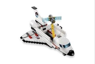 3367 Космический корабль Шаттл (конструктор Lego City) фотография 4