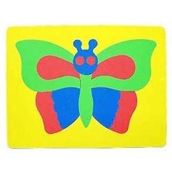 Мозаика мягкая Бабочка фотография 1