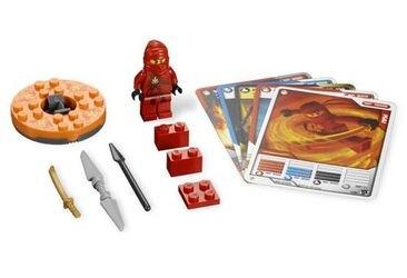 2111 Ниндзя Кай (конструктор Lego Ninjago) фотография 1