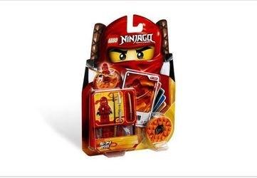 2111 Ниндзя Кай (конструктор Lego Ninjago) фотография 2