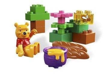 5945 Пикник Медвежонка Винни (конструктор Lego Duplo) фотография 1