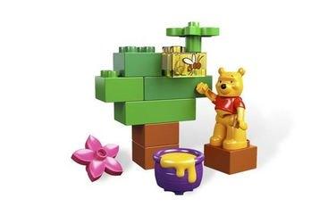 5945 Пикник Медвежонка Винни (конструктор Lego Duplo) фотография 3