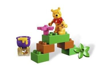 5945 Пикник Медвежонка Винни (конструктор Lego Duplo) фотография 4
