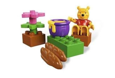 5945 Пикник Медвежонка Винни (конструктор Lego Duplo) фотография 5