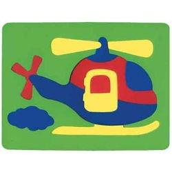 Мозаика мягкая Вертолетик фотография 1