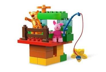 5946 Экспедиция Тигрули (конструктор Lego Duplo) фотография 3