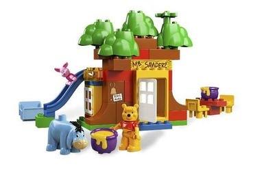 5947 Дом медвежонка Винни (конструктор Lego Duplo)  фотография 1