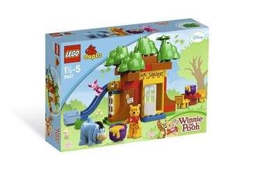 5947 Дом медвежонка Винни (конструктор Lego Duplo)  фотография 2