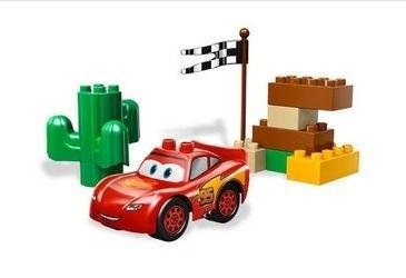 5813 Тачки МакКуин Молния (конструктор Lego Duplo) фотография 1