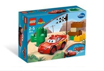 5813 Тачки МакКуин Молния (конструктор Lego Duplo) фотография 2