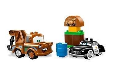 5814 Тачки Автомобильная свалка Мэтра (конструктор Lego Duplo) фотография 5