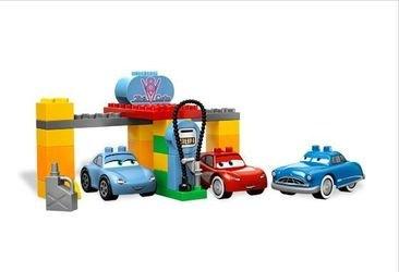 5815 Тачки Кафе Фло (конструктор Lego Duplo) фотография 5