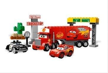 5816  Тачки Путешествие Мака (конструктор Lego Duplo) фотография 1