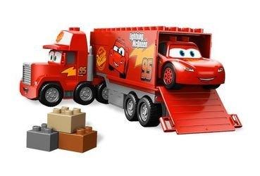 5816  Тачки Путешествие Мака (конструктор Lego Duplo) фотография 4