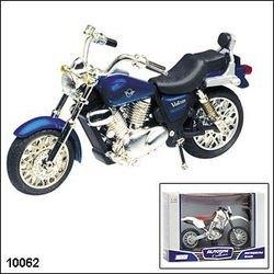 "Фото Масштабная модель  Мотоцикл 10062/76205/22 ""KAWASAKI VULCAN""1:18"