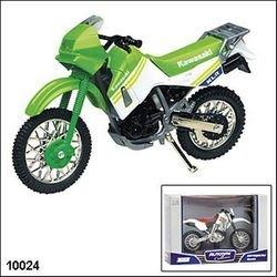 """Фото Масштабная модель  Мотоцикл """"KAWASAKI KLR 650""""1:18 (76205/19)"""
