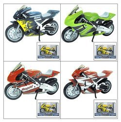 "Фото Масштабная модель  Мотоцикл ""INDIANAPOLIS SPEED WAY""1:18 (9780/10642-04)"