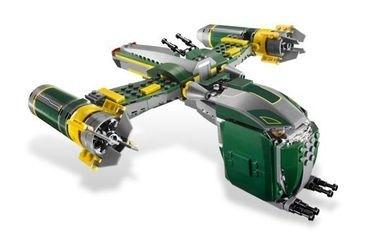 7930 Штурмовой корабль Баунти Хантер (конструктор Lego Star Wars) фотография 3
