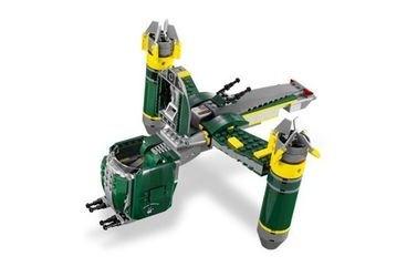 7930 Штурмовой корабль Баунти Хантер (конструктор Lego Star Wars) фотография 4