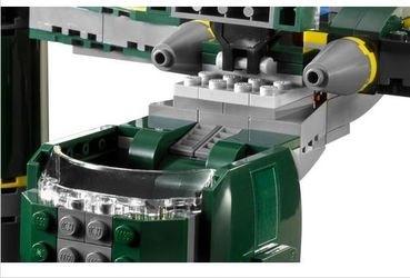 7930 Штурмовой корабль Баунти Хантер (конструктор Lego Star Wars) фотография 5