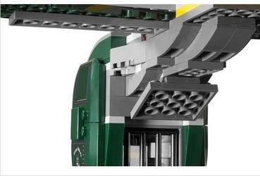 7930 Штурмовой корабль Баунти Хантер (конструктор Lego Star Wars) фотография 7