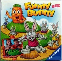Фото Настольная игра Выдерни морковку (Funny Bunny)