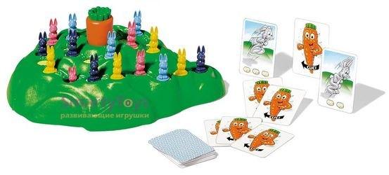 Настольная игра Выдерни морковку (Funny Bunny) фотография 2