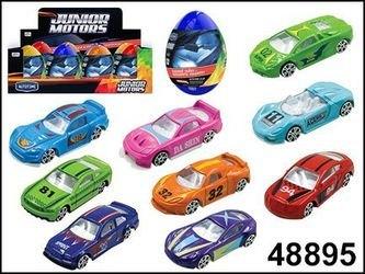Фото Масштабная модель SUPER SPEED CAR в ассортименте яйцо-сюрприз1:60 (48895)