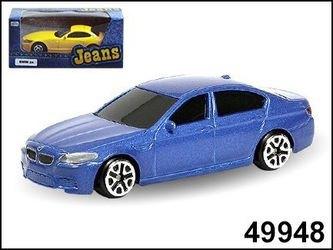 "Фото Масштабная модель Машина ""BMW M5"" Jeans1:64 (49948)"