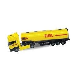 """Фото Масштабная модель Машина """"SCANIA"""" цистерна бензовоз, огнеопасно 1:48 (9826/33875)"""